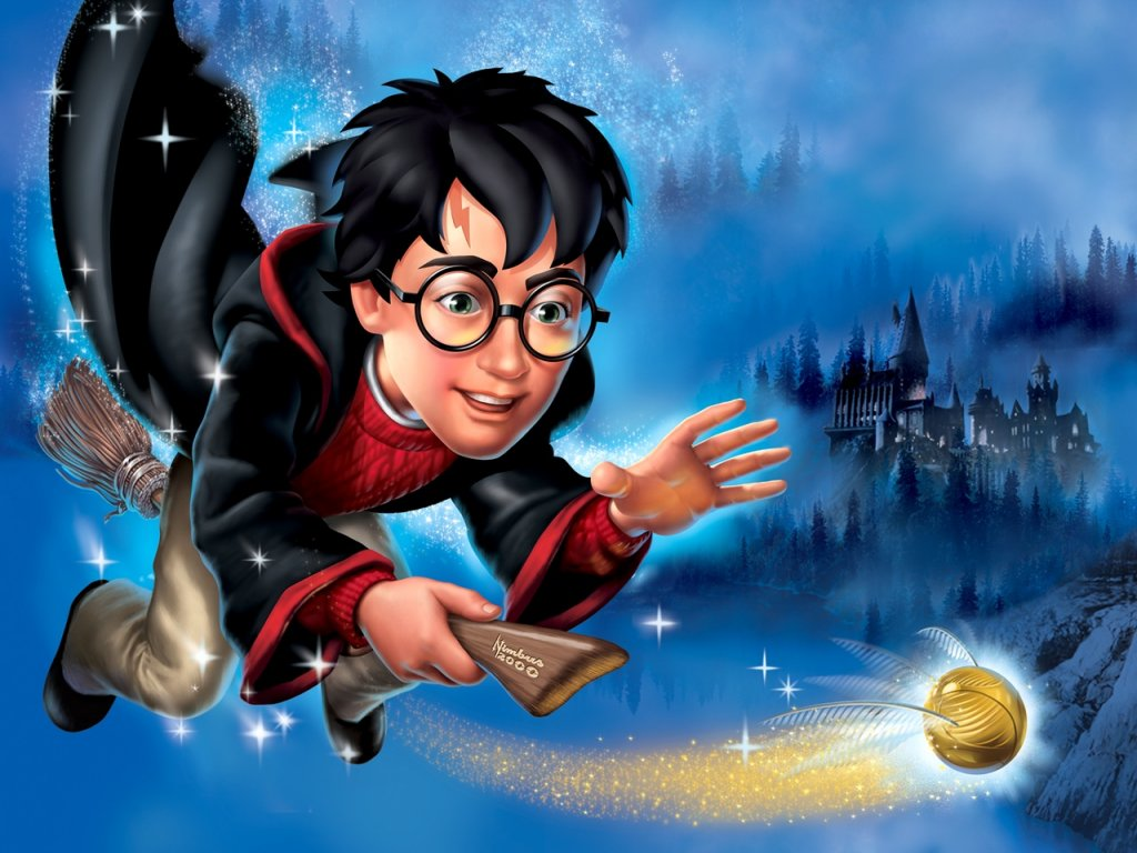 Harry Potter Cartoon